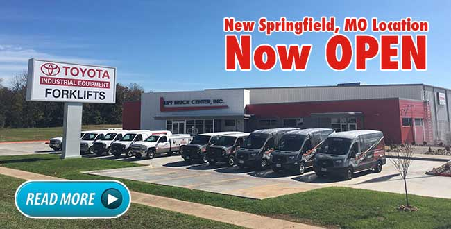 New Springfield, MO Location opening in 2016