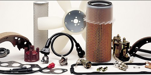Industrial Equipment Parts